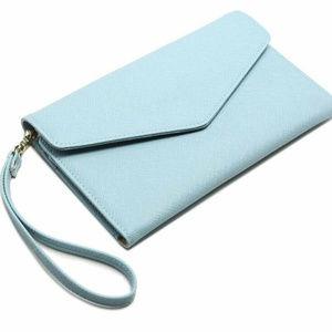 Handbags - RFID Travel Passport Wallet blue Hawaii